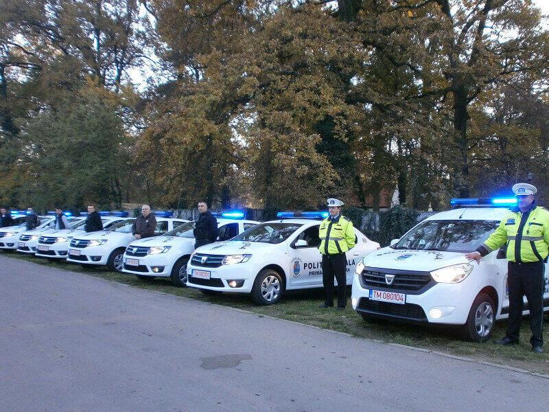 Primaria Timisoara - Politia Locala