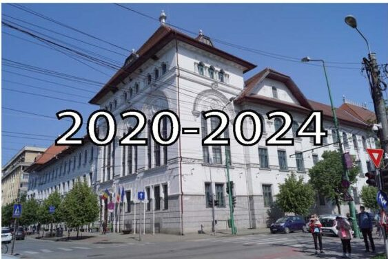 Componenţa Consiliului Local din mandatul 2020-2024